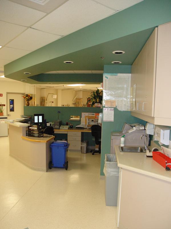 Endoscopy Room Layout: Scottsdale Healthcare Endoscopy Unit