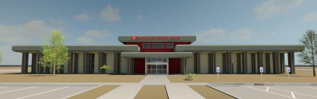 Salvation Army Social Services Center