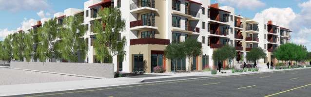 2060 N Scottsdale Road Mixed-Use Development