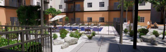 90th Street 55+ Resort Apartments