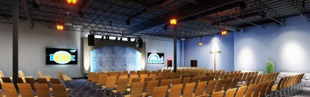 Reveal Vineyard Community Church